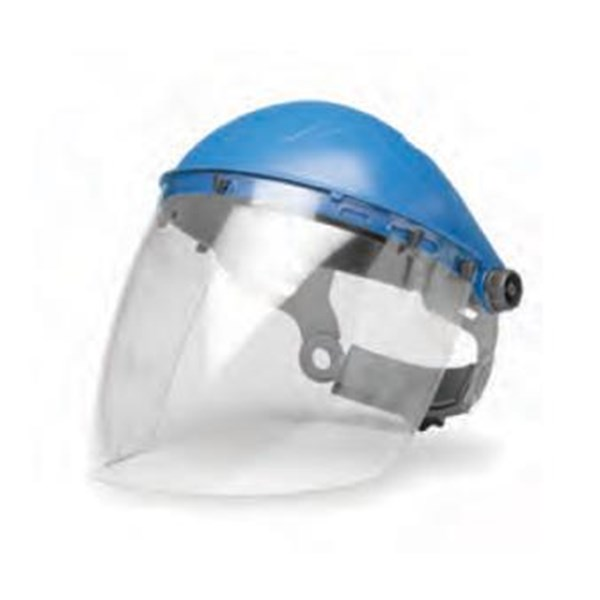 Elvex® Molded Polycarbonate Face Shields