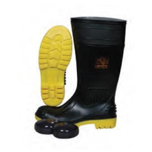 Sepatu Wayne Inyati Heavy-Duty PVC/ Nitrile Safety Gumboots