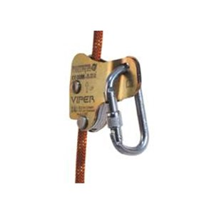 Guided Fall Arrester On Rope Cobra AC400
