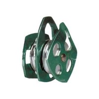 Opening In-Line Double Pulley AG572/1 1