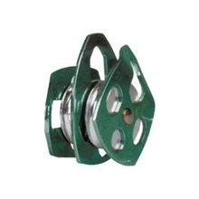 Opening In-Line Double Pulley AG572/1