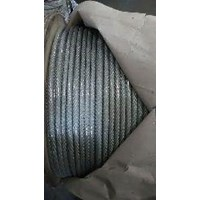 Wire Rope Galvanized w/ PVC Coated 1