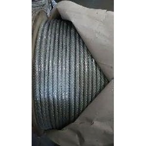 Wire Rope Galvanized w/ PVC Coated
