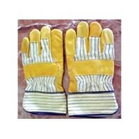Semi-Leather Gloves CASA-001B 1