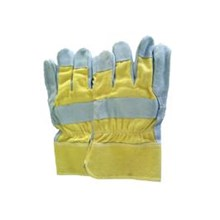 Semi-Leather Gloves CAYA-001E