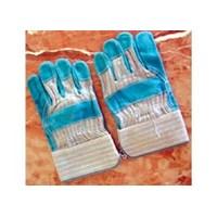 Semi-Leather Gloves SCHR-001A 1