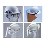 Defender + Foldback Faceshield Frames 1