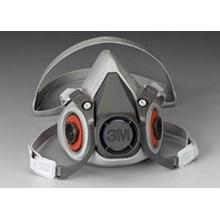 3M 6000 Series Half Facepiece Respirator