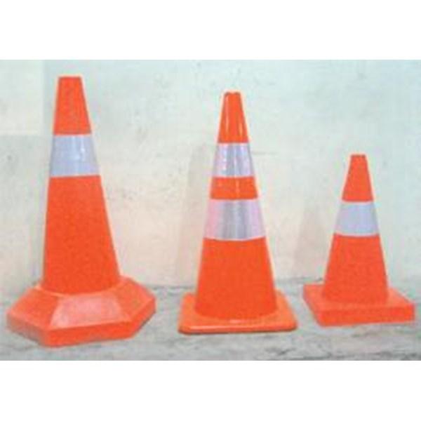 Traffic Cone ( Hard Plastic Material)