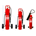Fire Extinguisher Fencer Carbon Dioxide 1
