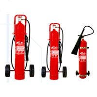 Fire Extinguisher Fencer Carbon Dioxide