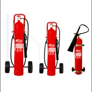 Fire Extinguisher Fencer Carbon Dioxide