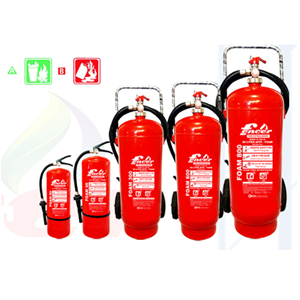 Fire Extinguisher Fencer Aff Foal Liquid