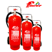 Fire Extinguisher Fencer HFC 125 Clean Agent (Halotron)