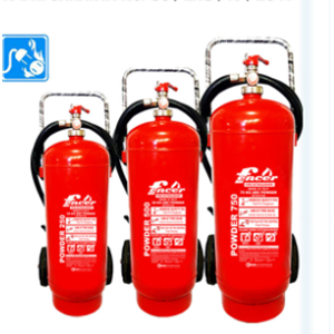 Fire Extinguisher Fencer High Class