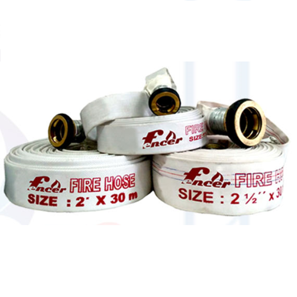 Fire Hose Fencer Polyester