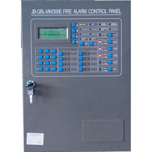Control Panel Alarm Fencer MN-300E