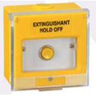 Extinguishant Release /Hold Off/ Abort Unit Demco D-108-POS 2