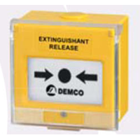 Distributor Extinguishant Release /Hold Off/ Abort Unit Demco D-108-POS 3