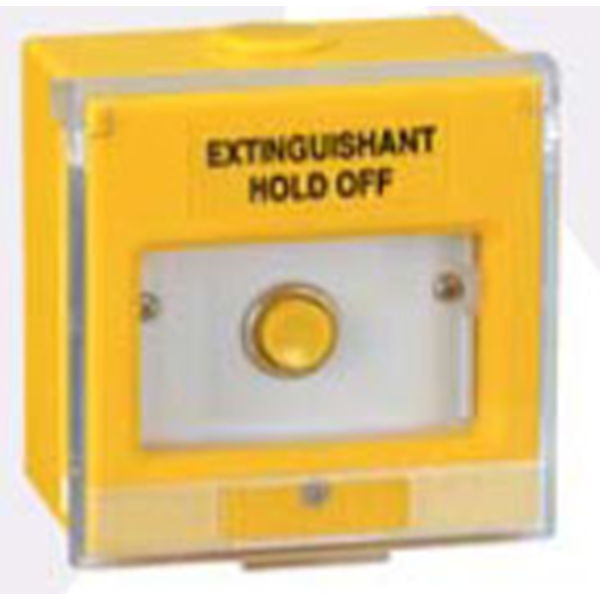Extinguishant Release /Hold Off/ Abort Unit Demco D-108-POS