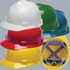 Helm safety MSA + Fasrak dan Tali Dagu 2