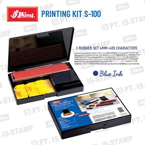Shiny Printing Kit S-100