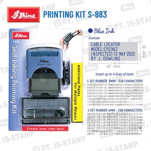 Shiny Printing Kit S-883