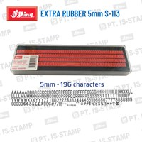 Shiny Extra Rubber 5Mm S-113 1