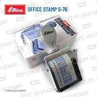 Shiny Office Stamp S-76 1