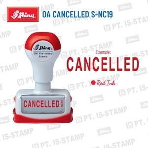 Shiny Oa Cancelled S-Nc19