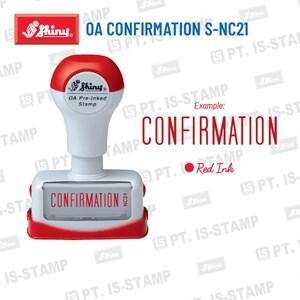 Shiny Oa Confirmation S-Nc21