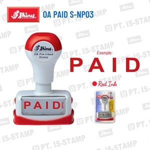 Shiny Oa Paid S-Np03