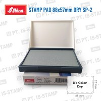 Shiny Stamp Pad 88X57mm Dry Sp-2 1