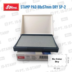 Shiny Stamp Pad 88X57mm Dry Sp-2