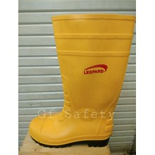 Sepatu Boot Safety LEOPARD