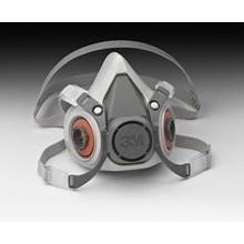 Masker 3M 6200 Double Filter - 082185966316
