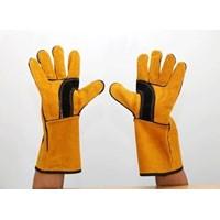 Sarung Tangan Leather Welding LEOPARD LPWG 0202 - 082218260040