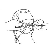 Distributor Helm Climbing PETZL Panga Warna Putih 3