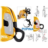 Distributor Petzl Rescucender Rope Clamp 3