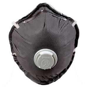 Disposable Respirators CIG 4501 GP 2 Grey Carbon
