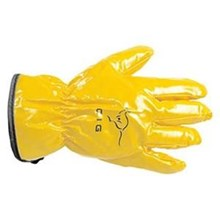 Chemical Protective Glove Nitrile Leather Driver Glove