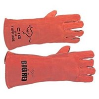 CIG 16CIG2112R Big Red Hand Welding Hand Protection 1