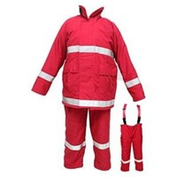 CIG Cygnus Nomex Fire Fighting Suit Protective Apparel 1