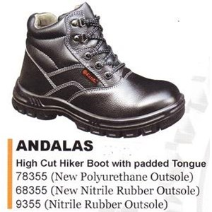 Safety Shoes Kent ANDALAS
