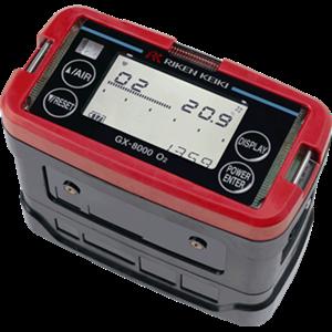 Gas Detector GX 8000 ( Multi Gas : H2S. O2. CO. LEL )