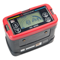 Jual Gas Detector RX 8000 ( Multi Gas : LEL. O2. ) 2