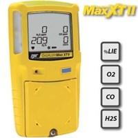 Gas Detector Alert Max XT II ( Multi Gas : H2S. O2. CO. LEL. )