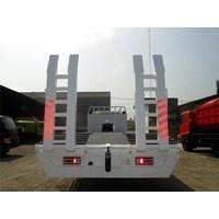 Self loader with hydraulick jack dan winch Murah 5