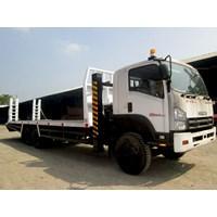 Distributor Self loader with hydraulick jack dan winch 3