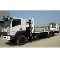 Beli Self loader with hydraulick jack dan winch 4